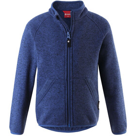 Reima Hopper Sweat En Polaire Enfant, jeans blue